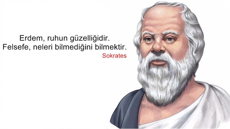 Sokrates resimli sözleri