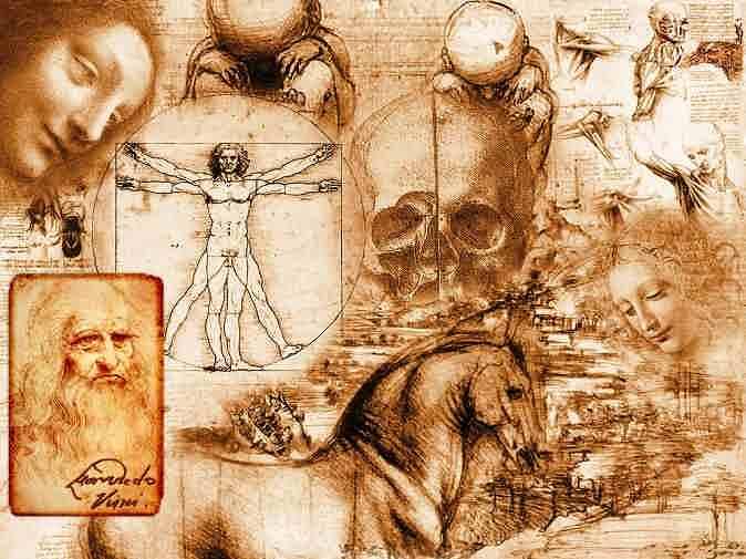 Leonardo Da Vinci Anatomi Hakkındaki Çalışmaları