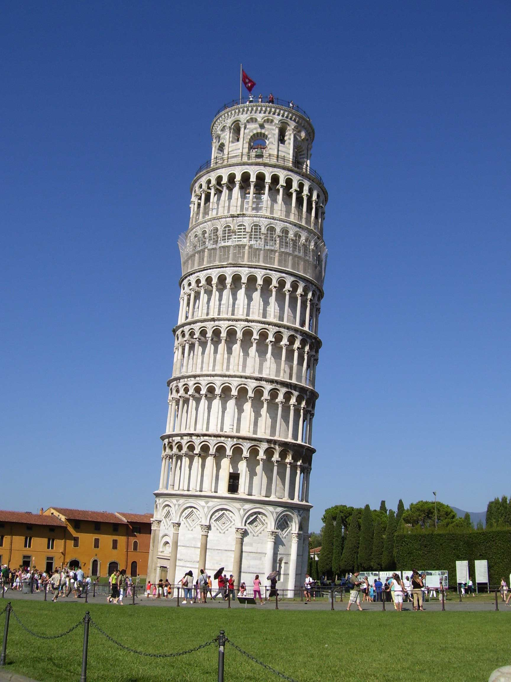 Pisa kulesi / İtalya