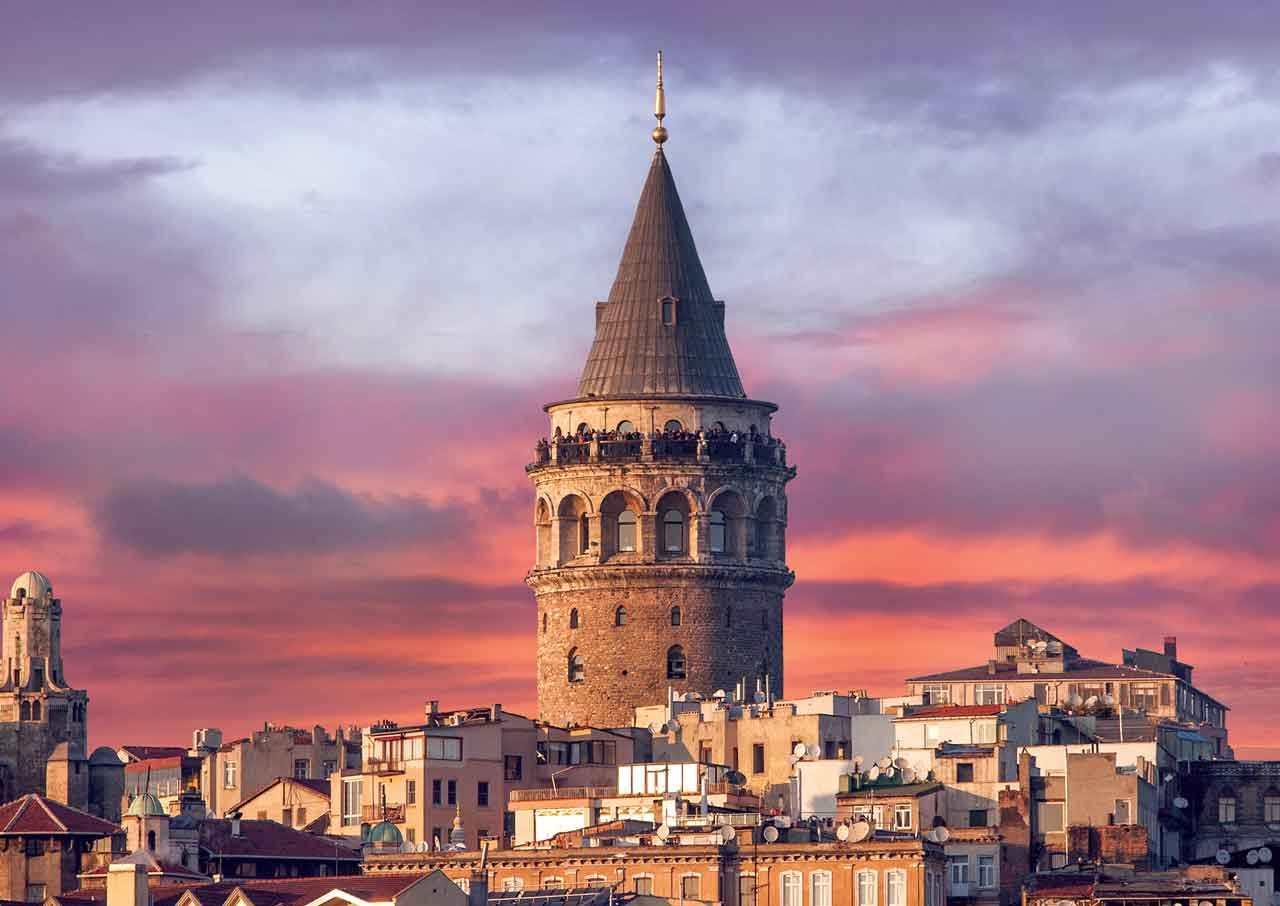 Galata kulesi / İstanbul