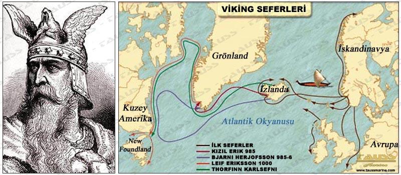 Vikinglerin amerika seferleri