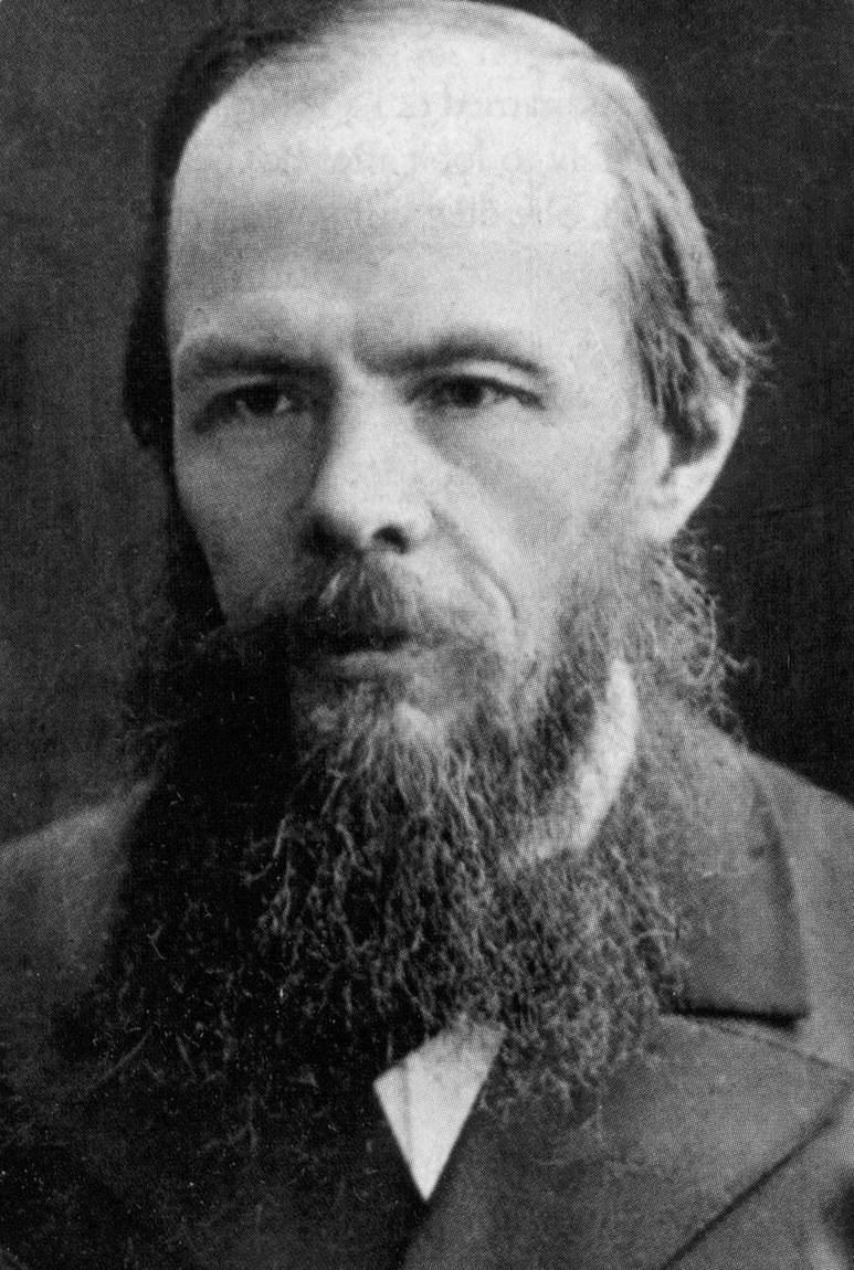 <h3>Dostoyevski</h3>