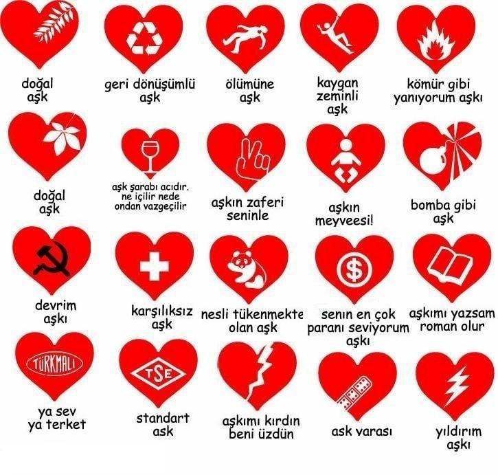 Bilime göre aşkın tanımı nedir