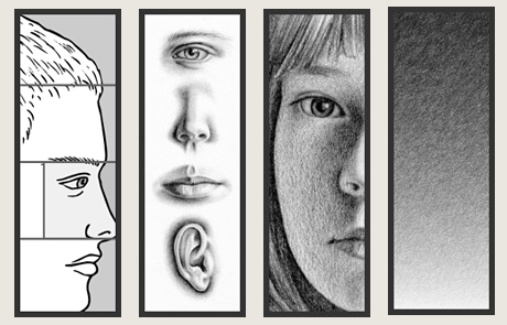 Portre çizimiz