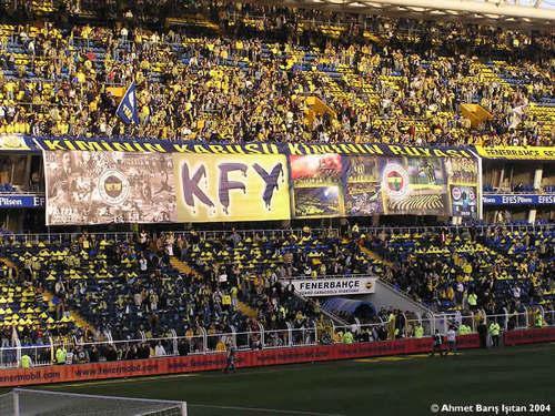 Kill For You | KFY | Kalbinde Fenerbahçeyi Yaşatanlar | K4U