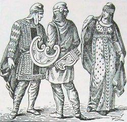 Friglerin Giyim Tarzı