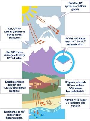 Ultraviyole (Morötesi) Nedir