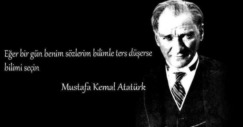 Atatürk Özlü söz