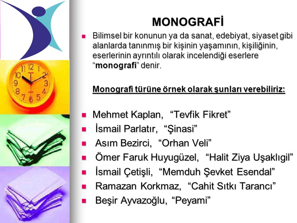 Monografi Nedir