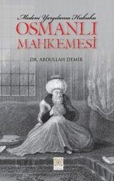 Osmanlı Özel Mahkemeleri