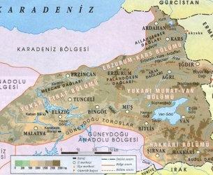 Doğu Anadolu Volkanları