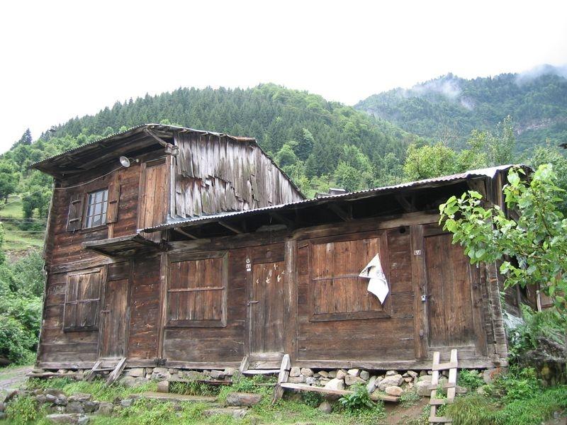 Karadeniz Ağaç Evleri Mesken Tipi