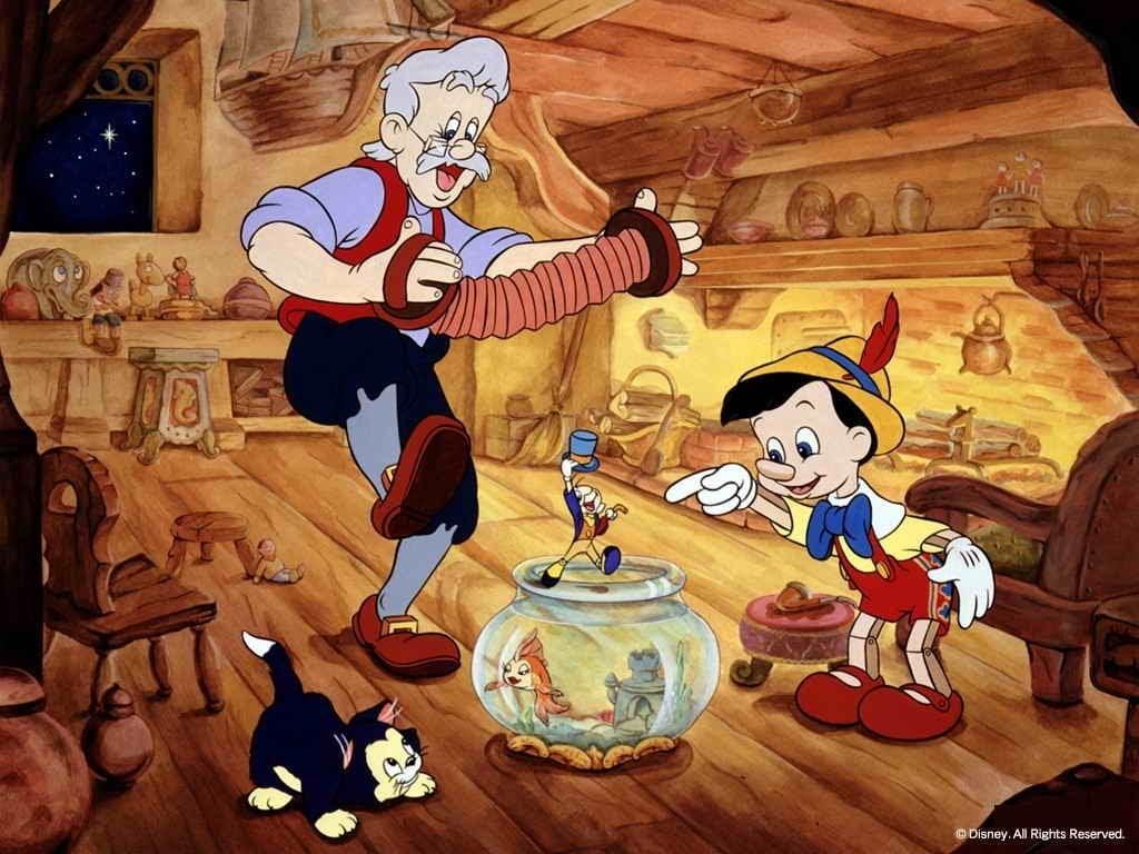Pinokyo ve Gepetto
