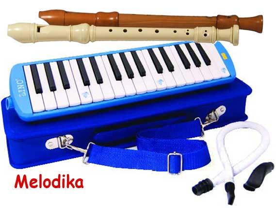 Melodika ve Flüt