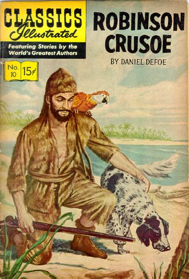 <strong>Robinson Crusoe</strong>. <a title=