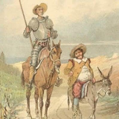 Don Kişot - Rosinante