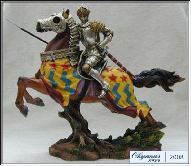 Atlı Şövalye
