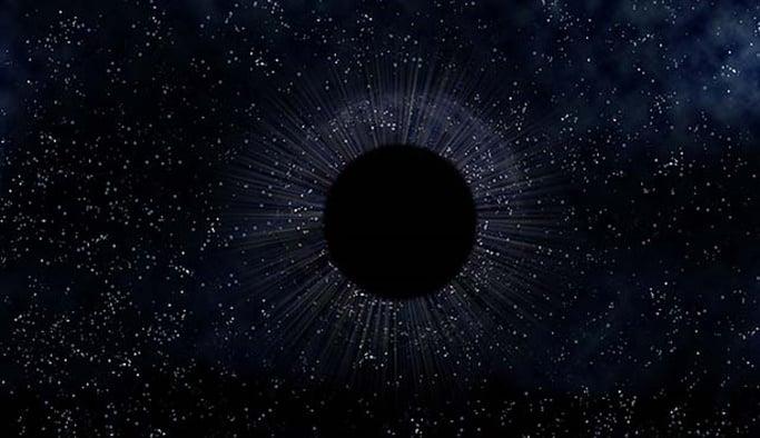Evrenin İlk Ana Maddesi Slaytı Ön Kapak