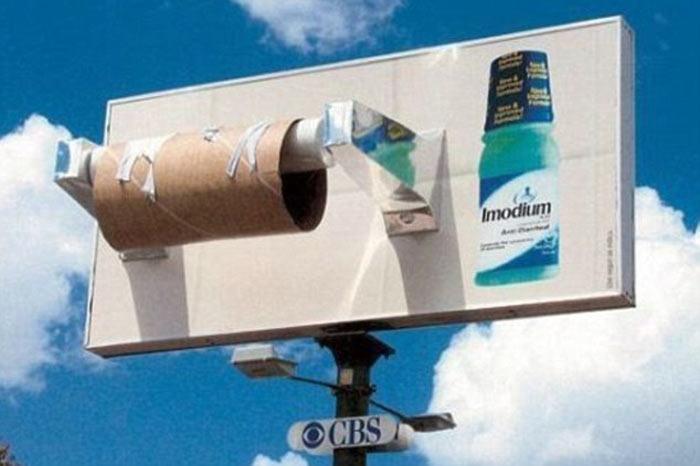 Dünyanın en ilginç reklamları