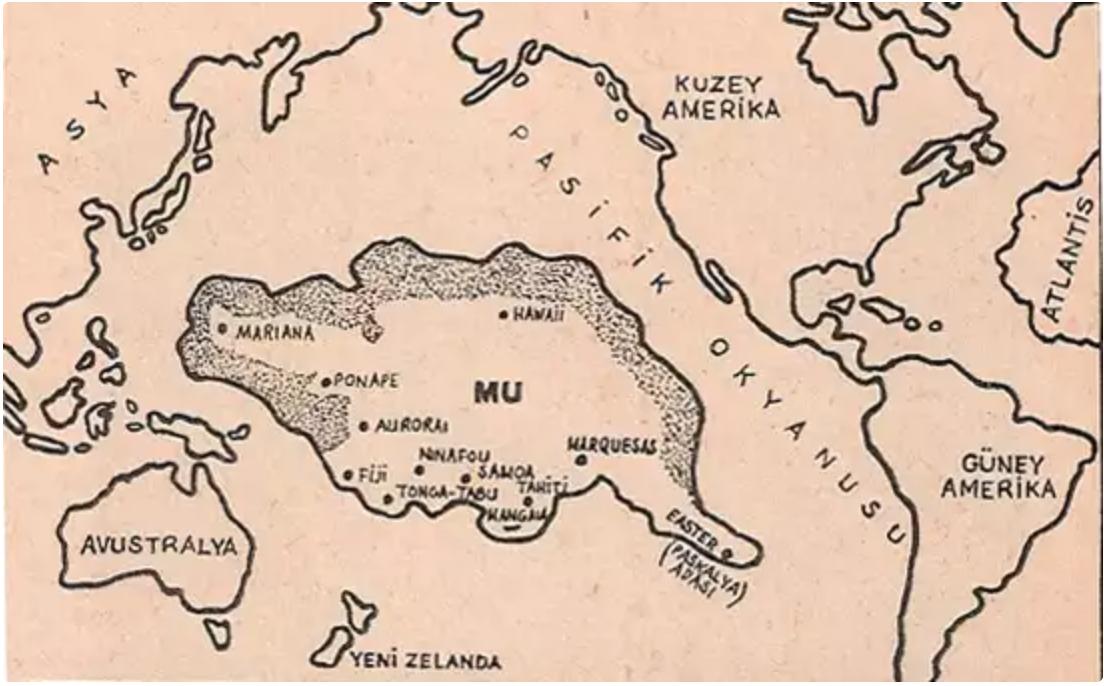 Kayıp Kıta Mu