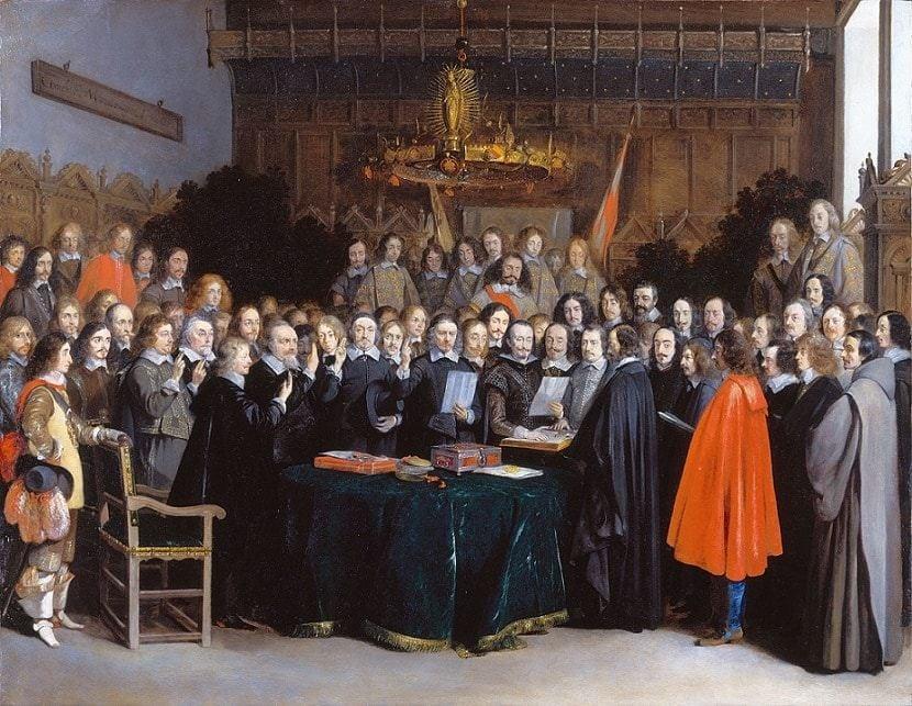 Otuz Yıl Savaşları ve Vestfalya Westphalia Barışı
