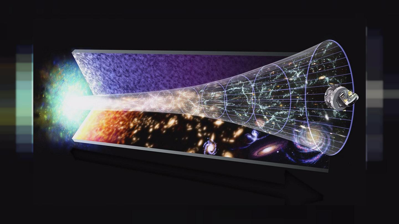 Evren canlı mı? Big bang ve sonrası