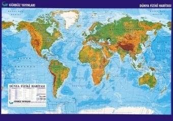 Konularına Göre Haritalar