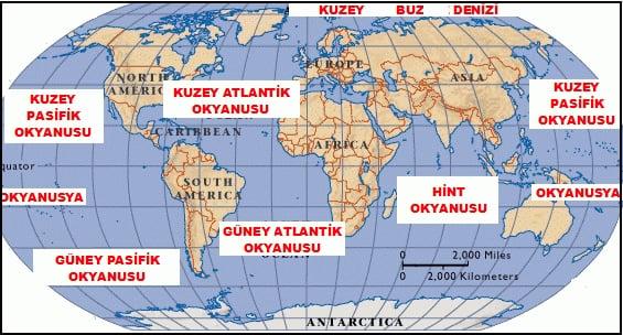 Okyanuslar