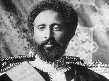 Haile Selassie (Ras Tafari Makonnen)