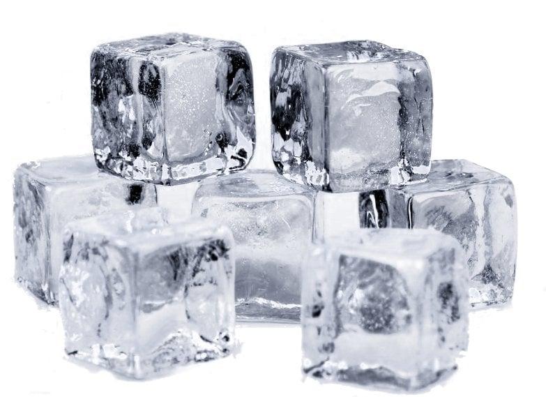 Maddenin Katı Hali Buz
