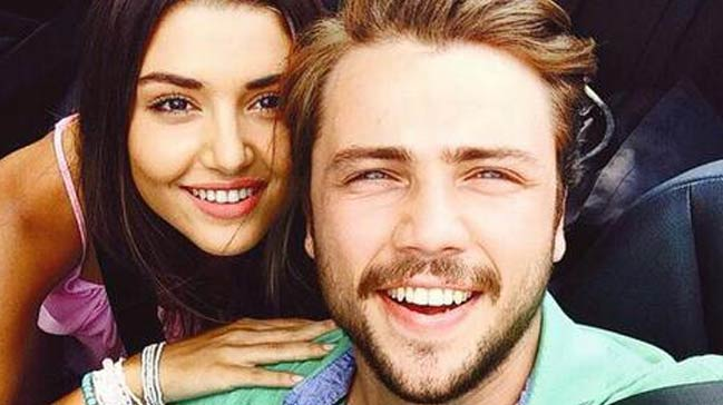 Hande Erçel & Tolga Sarıtaş