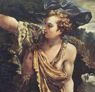 Yunan Mitolojisinde Adonis