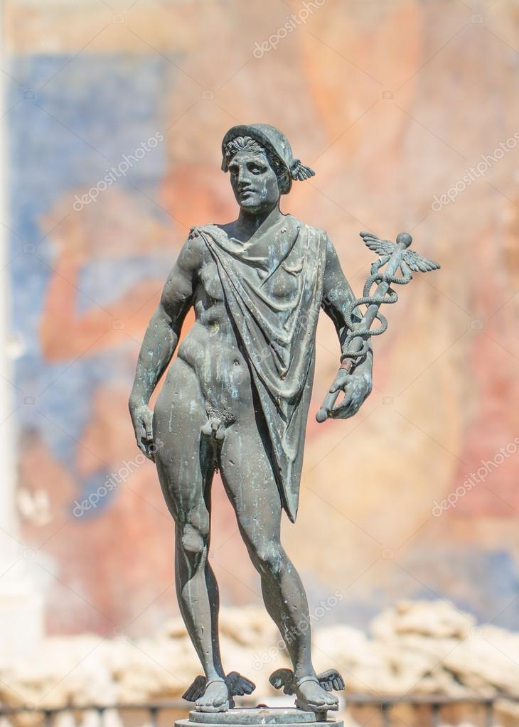 Hermes Heykeli