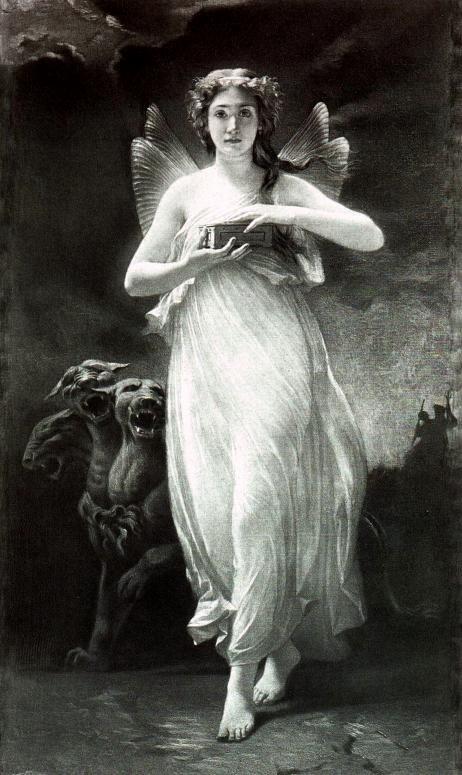 Yunan mitolojinde psyche