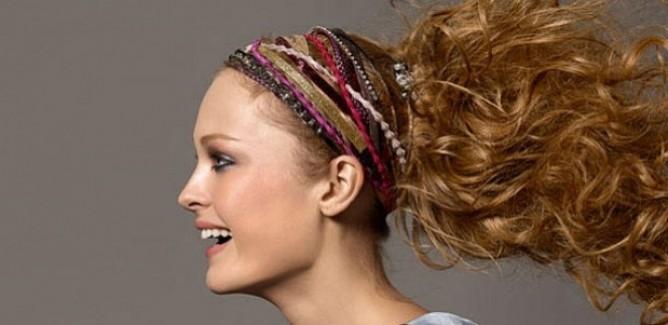 Bohem Tarzı Saç Bandı