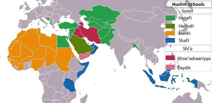 İslam Mezhepleri