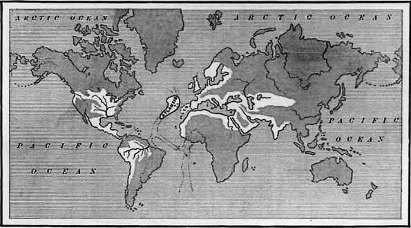 Atlantis Haritası