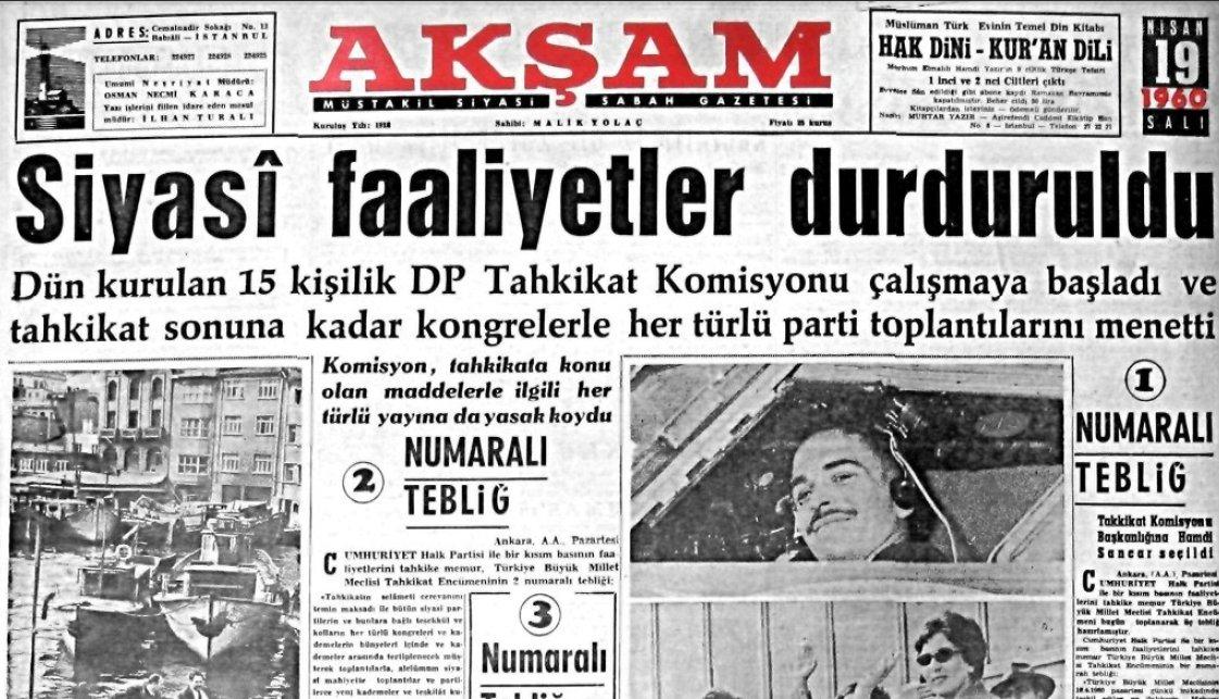 devletçilik ilkesi ile ilgili o yıllarda çıkan gazete haberleri