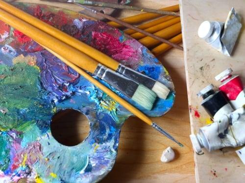 Resim Sanatında Palet Nedir