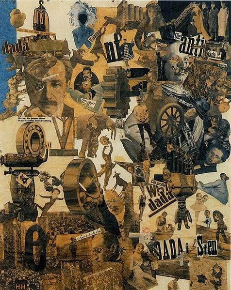 Dadaizm - Hannah Höch