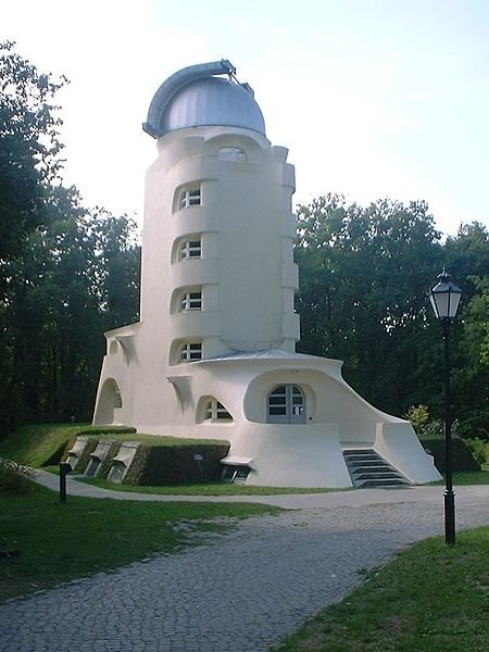 Potsdam, Almanyada Einsteinturm