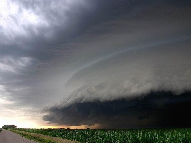 Yaklaşan Fırtına