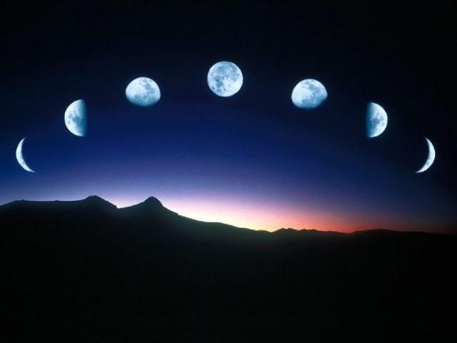 Ayın Evreleri resimleri