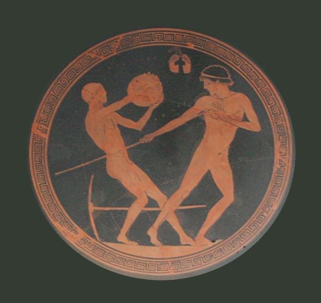 Antik Olimpiyat