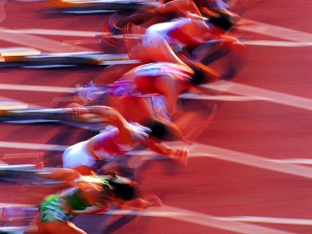 Olimpiyatlarda Atletizm