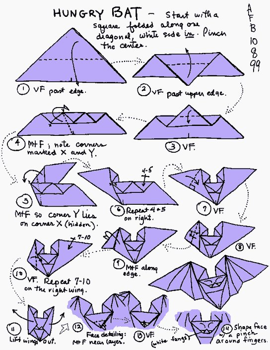 Origami Nedir