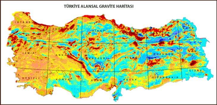 Jeofizik Haritası