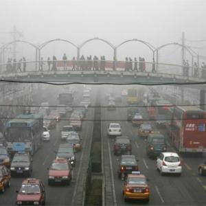 Egsoz dumanı ve hava kirliliği