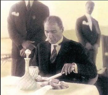 Atatürk Neleri Severdi