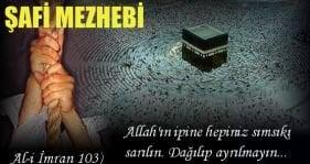 Şafii Mezhebi